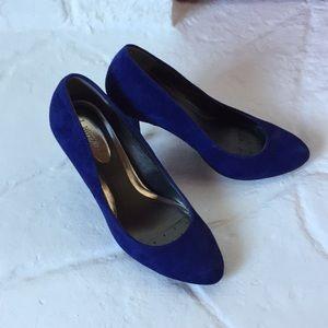 Alfani sapphire blue heels